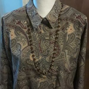 Tops - Alfred Dunner Top, size 16P